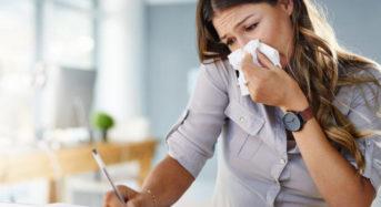 Γιατί «τρέχει» η μύτη σας ακόμα και χωρίς να έχετε αρρωστήσει