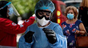 Έρευνα ΔιαΝΕΟσις : Ενας στους δύο Ελληνες θα έκαναν το εμβόλιο για τον κορωνοϊό