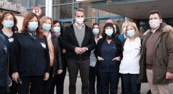 Μειώνεται το ιικό φορτίο στη Βόρεια Ελλάδα – Δωρεάν και όχι υποχρεωτικό το εμβόλιο