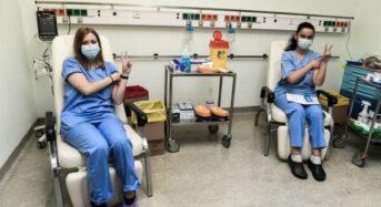 Γενικός εμβολιασμός από 20 Ιανουαρίου – 1,5 εκατ. δόσεις το α΄ τρίμηνο